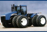 Трактор NEW HOLLAND T 9030